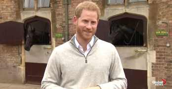 prince harry baby boy