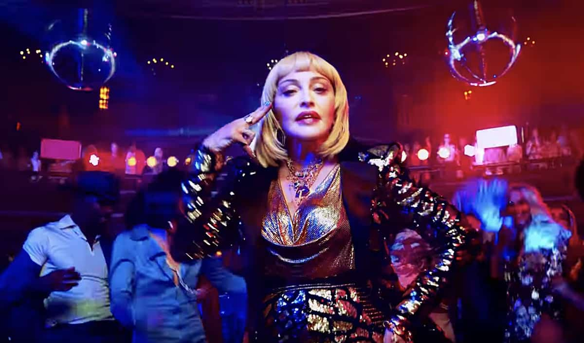 Madonna's graphically violent new video for 'God Control' has divided fans