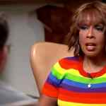 Gayle King Instagram spying