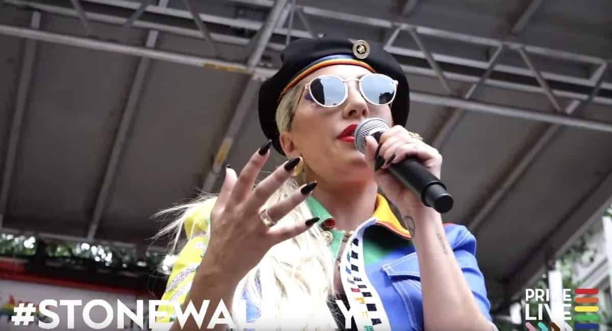 Gaga Stonewall