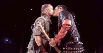 rammstein kiss
