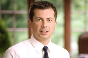 Pete Buttigieg ad
