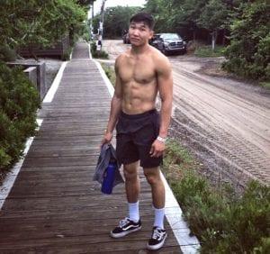 Joel Kim Booster Instagram