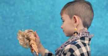 MAttel gender neutral doll