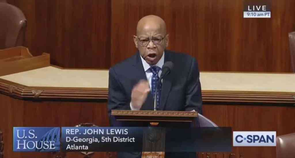 john lewis impeachment