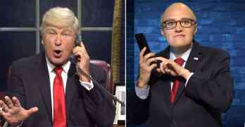 snl trump impeachment