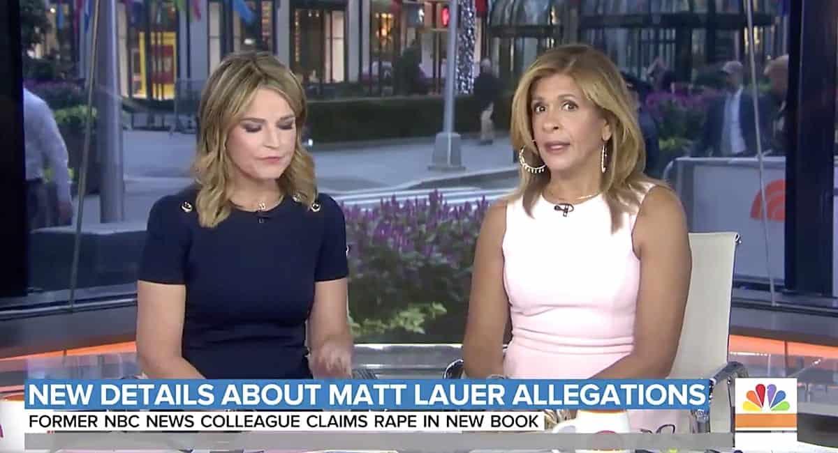 Matt Lauer rape