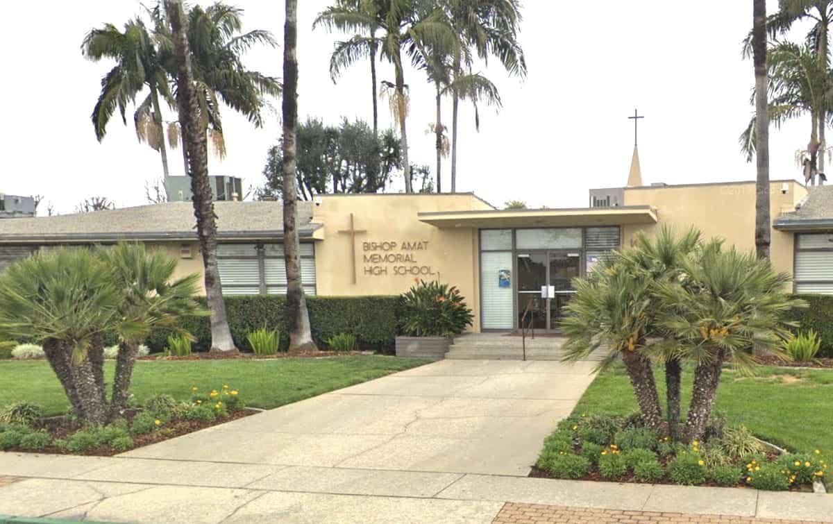 Bishop Amat Memorial High School