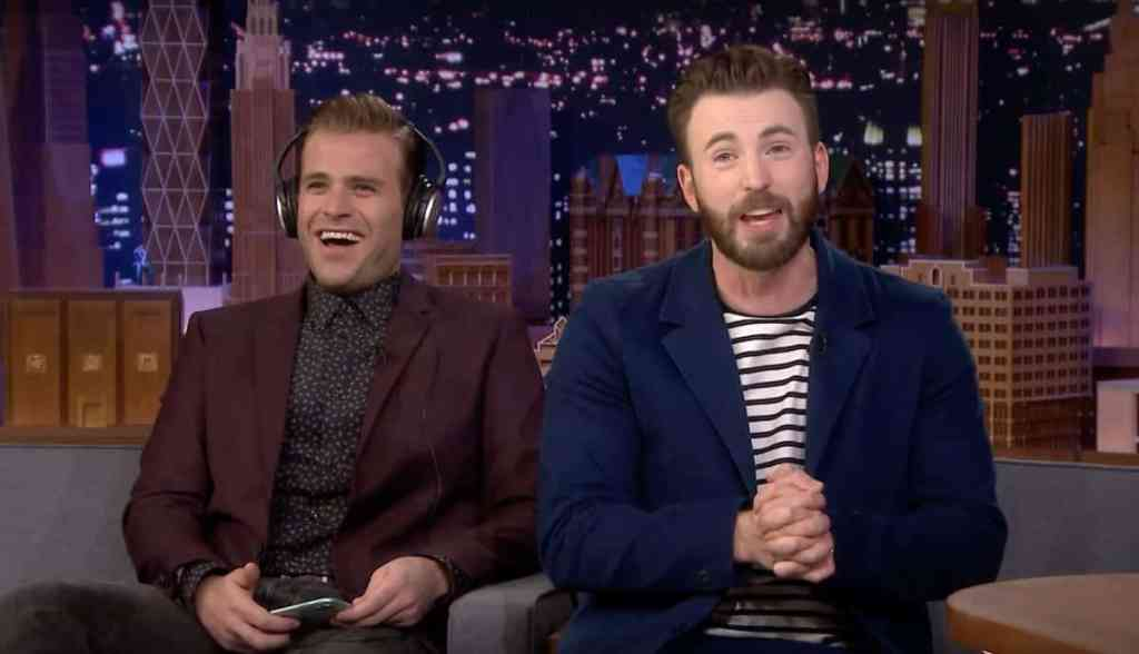 Scott Evans Chris Evans
