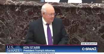 Ken Starr Age of Impeachment