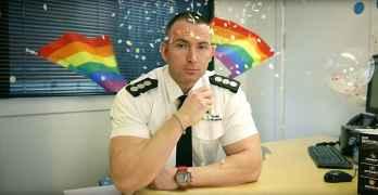 firefighters homophobic