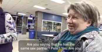 iowa voter mayor pete gay