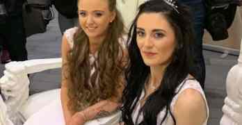 first same-sex wedding northern ireland