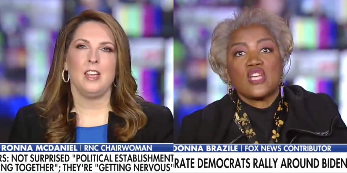 Donna Brazile Snaps On RNC Chairwoman: 'Go To Hell'
