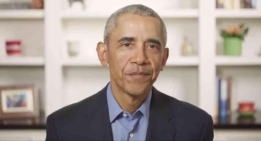 Barack Obama grads
