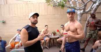 masculine gay