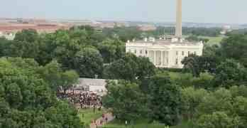 white house protesters