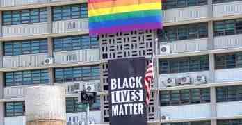 Seoul black lives matter pride