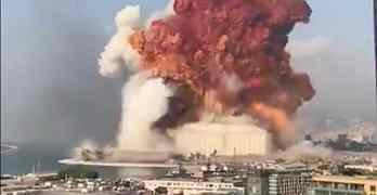 beirut explosion