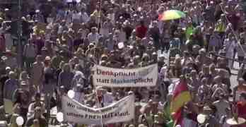berlin protest