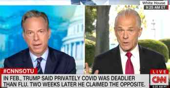 jake tapper peter navarro
