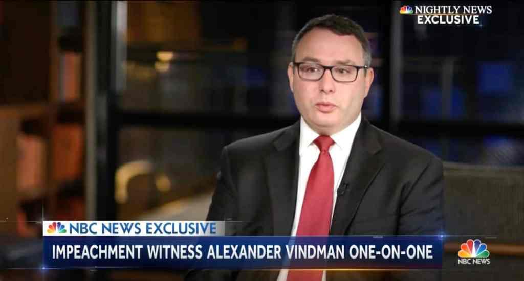 Alexander Vindman