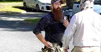 Charlotte voter intimidation