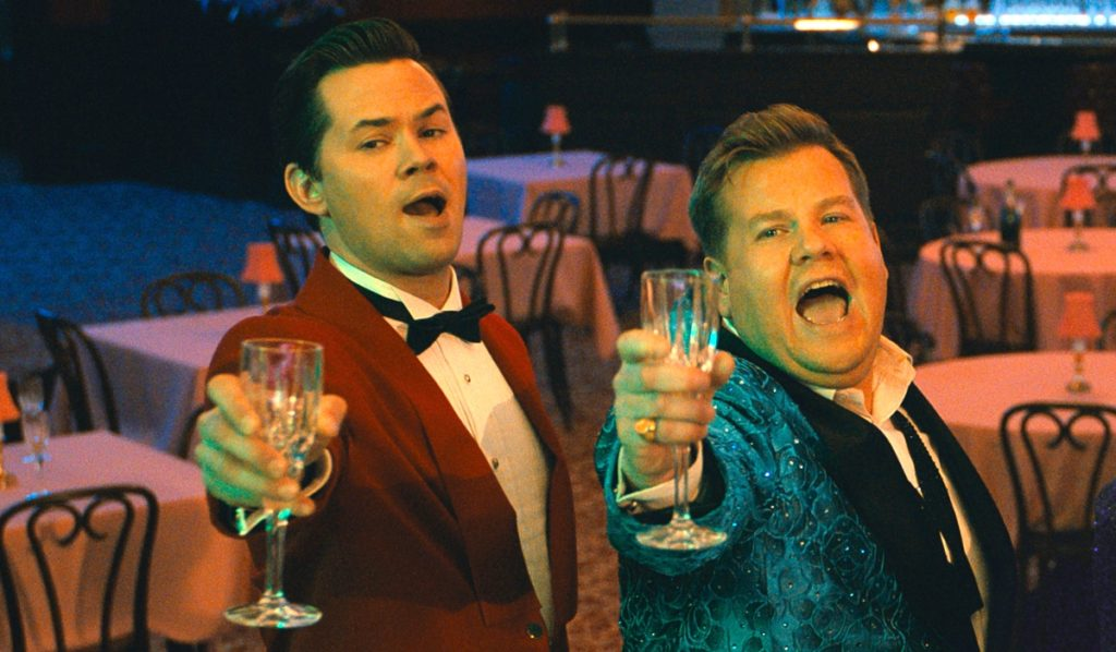 Andrew Rannells James Corden The Prom