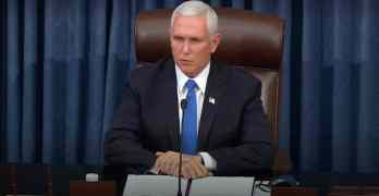 Mike Pence certification