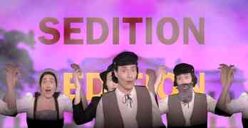 Randy Rainbow Sedition