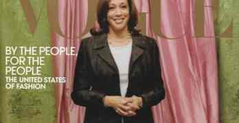 Vogue Kamala Harris