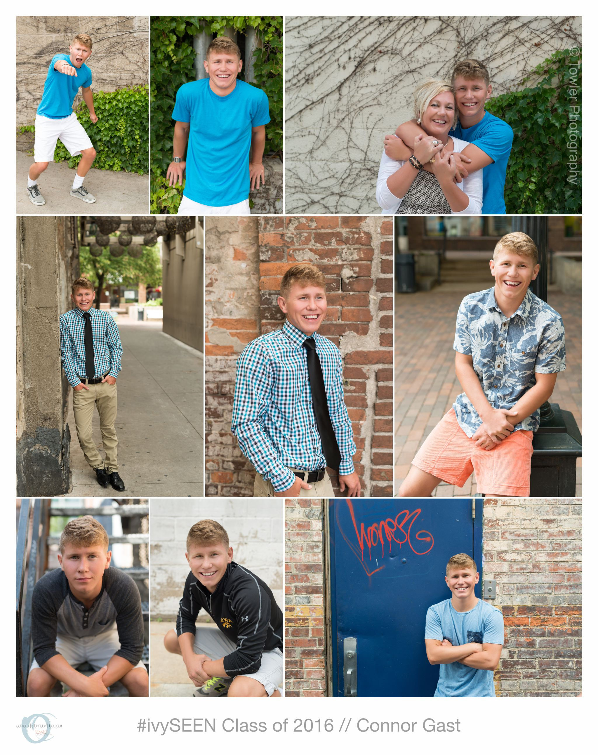 Connor Gast Collage