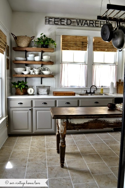 Charming Home Tour Our Vintage Home Love Town Amp Country Living
