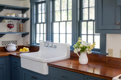 10 Examples Of Painted Trim Town Amp Country Living