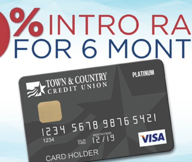 Were Celebrating The New Year With An Awesome Offer On Our Platinum Visa A 0 Intro Rate For 6 Months New Platinum Credit Cards Issued Now Through