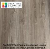 Firmfit Loretto Vinyl Plank Flooring