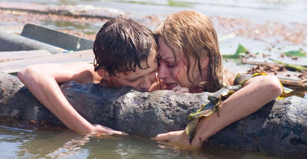NAOMI WATTS and TOM HOLLAND star in THE IMPOSSIBLE