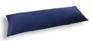 Newpoint-International-Inc-Microsuede-Body-Pillow-Cover-With-Double-Sided-Zippers-Navy-0