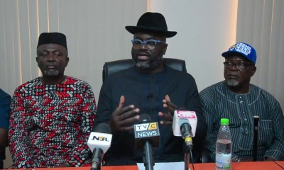 My Agenda For Rivers State-Accord Party-Governorship Candidate-Dumo Lulu-Briggs Reveals