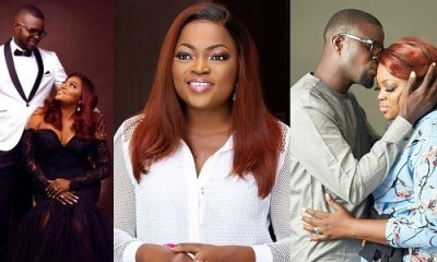 Funke Akindele's Twin Babies Trigger Flood Of Congratulatory Messages