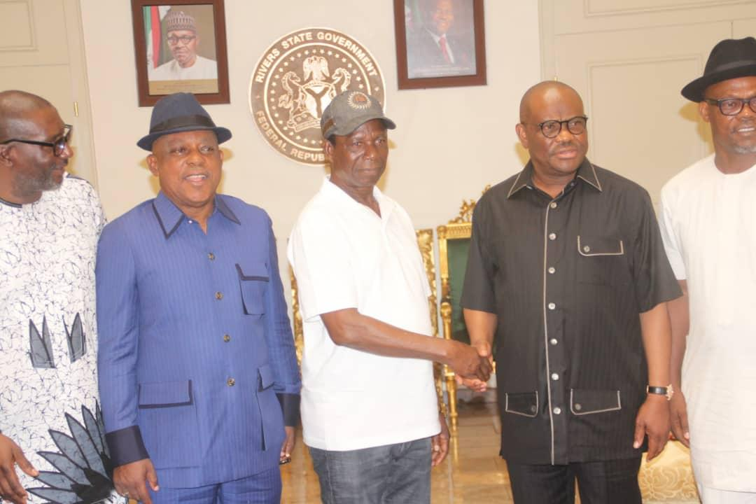 Governor Wike Assures Former AAC Deputy Governorship Candidate: History Will Be Kind To You For Dumping Your Party