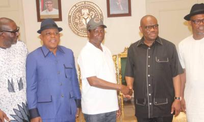 Governor Wike Assures Former AAC Deputy Governorship Candidate