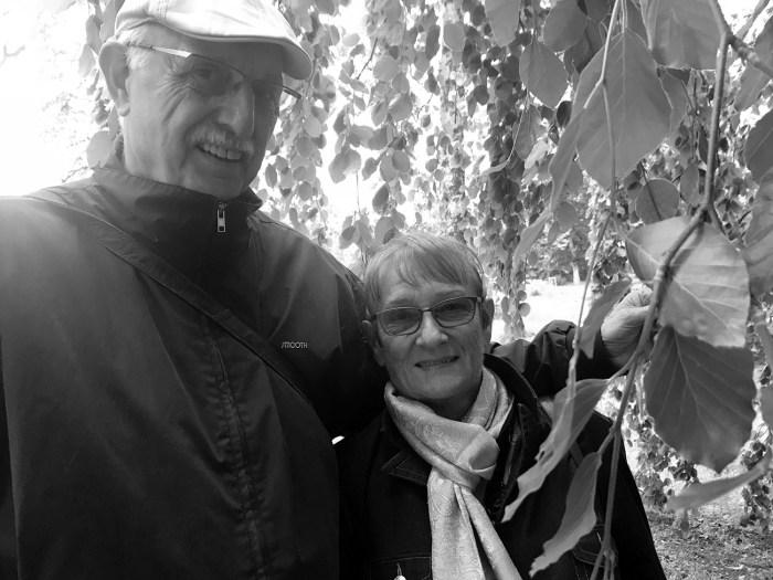 Eberhard und Sigrid Pfister (c) kheymach