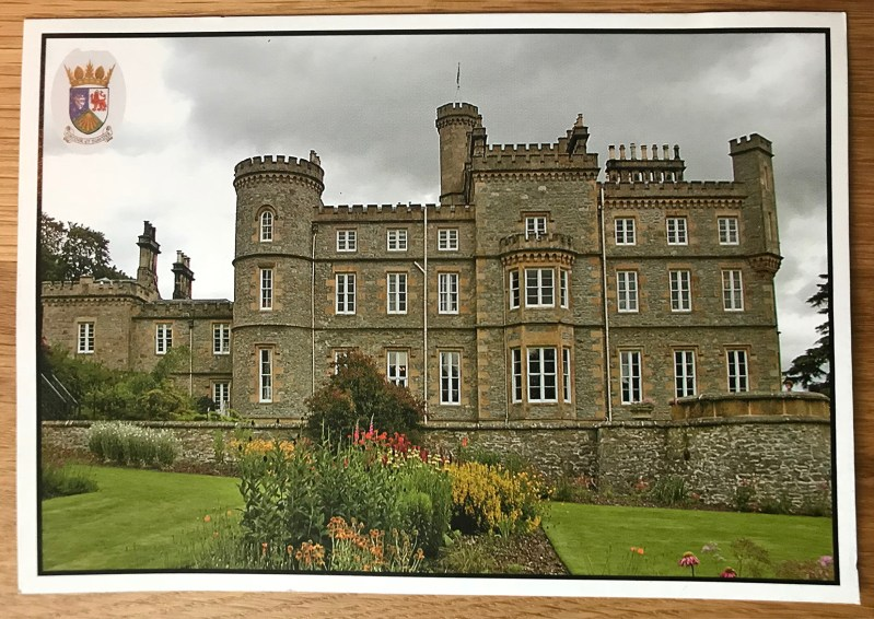 Postcard Mr. Smith_Castle