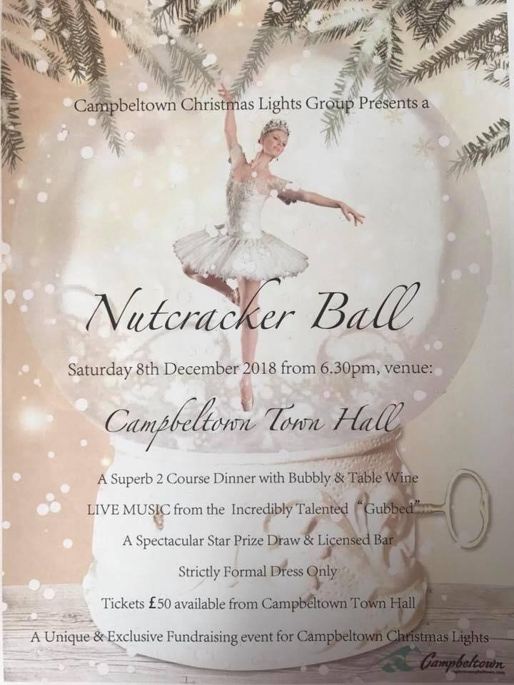 Nutcracker Ball Poster