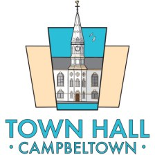Campbeltown Town Hall Deco Log 400x400