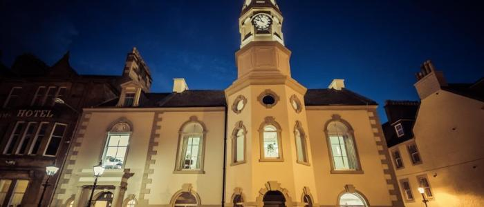 Welcome to Campbeltown Town Hall