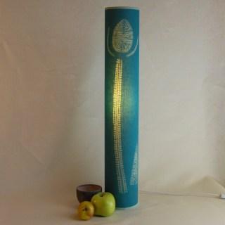 75cm teal teasel (2)