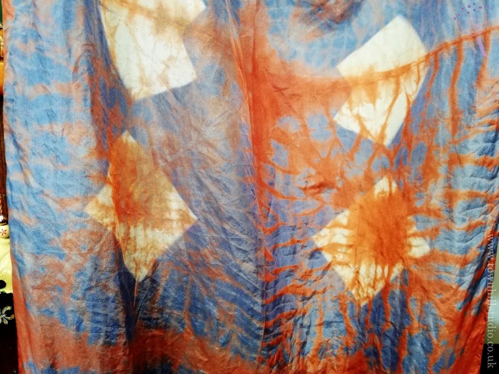 diamond silk scarf