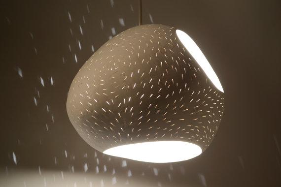 Lightexture pendant lamp